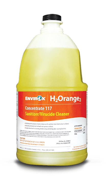 H₂Orange₂ Concentrate 117