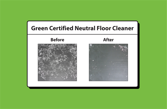 Need a simple, effective way to clean ice melt residue? We have the solution!