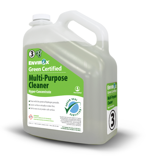 Multi Purpose Cleaner Hyper Concentrate Envirox