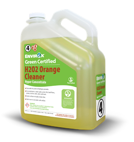 H2O2 Orange Cleaner Hyper-Concentrate