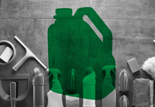 Choosing the Best Green Cleaning Products for Your Facility