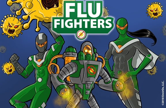 Flu Fighters: Protecting Schools Against An Unseen Menace