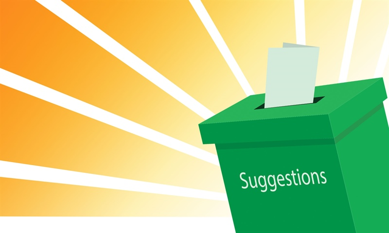 Harness the Power of the Suggestion Box