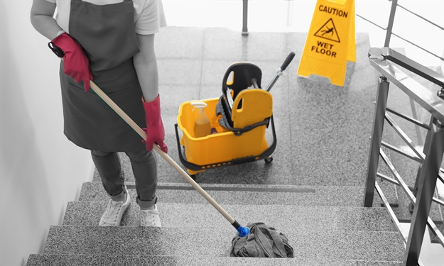 Top 3 Risks to Janitors and How to Combat Them