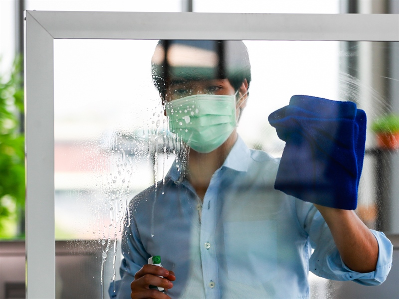 CDC Releases Reopening Guidance for Cleaning & Disinfecting