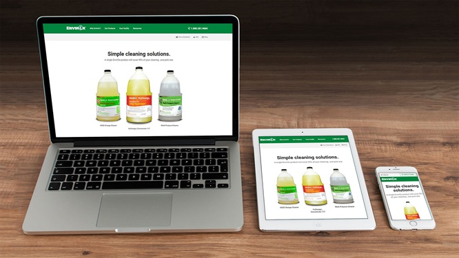 EnvirOx Announces Launch of Newly Redesigned Website