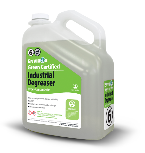 Industrial Degreaser Hyper Concentrate Envirox