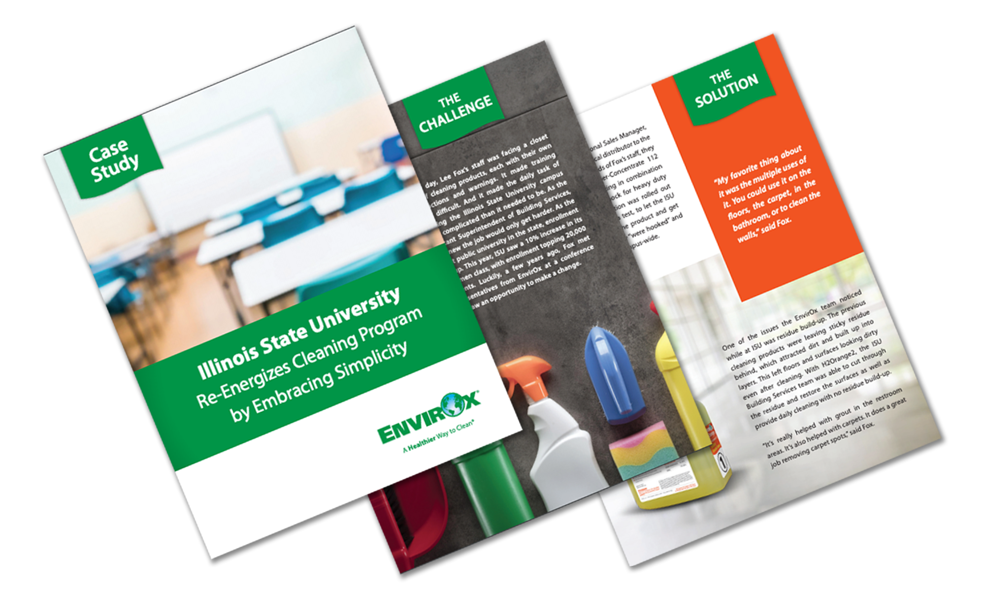 Case Study Imagery