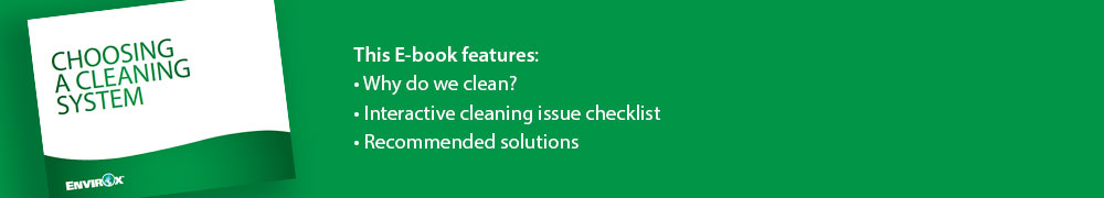 Get the Choosing A Cleaning System E-Book