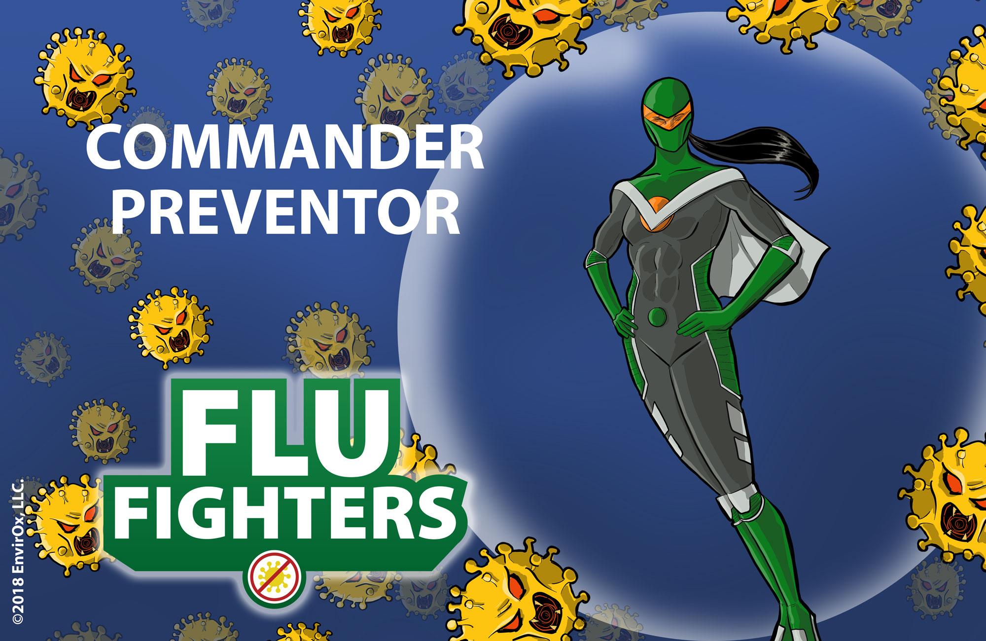 Commander Preventor