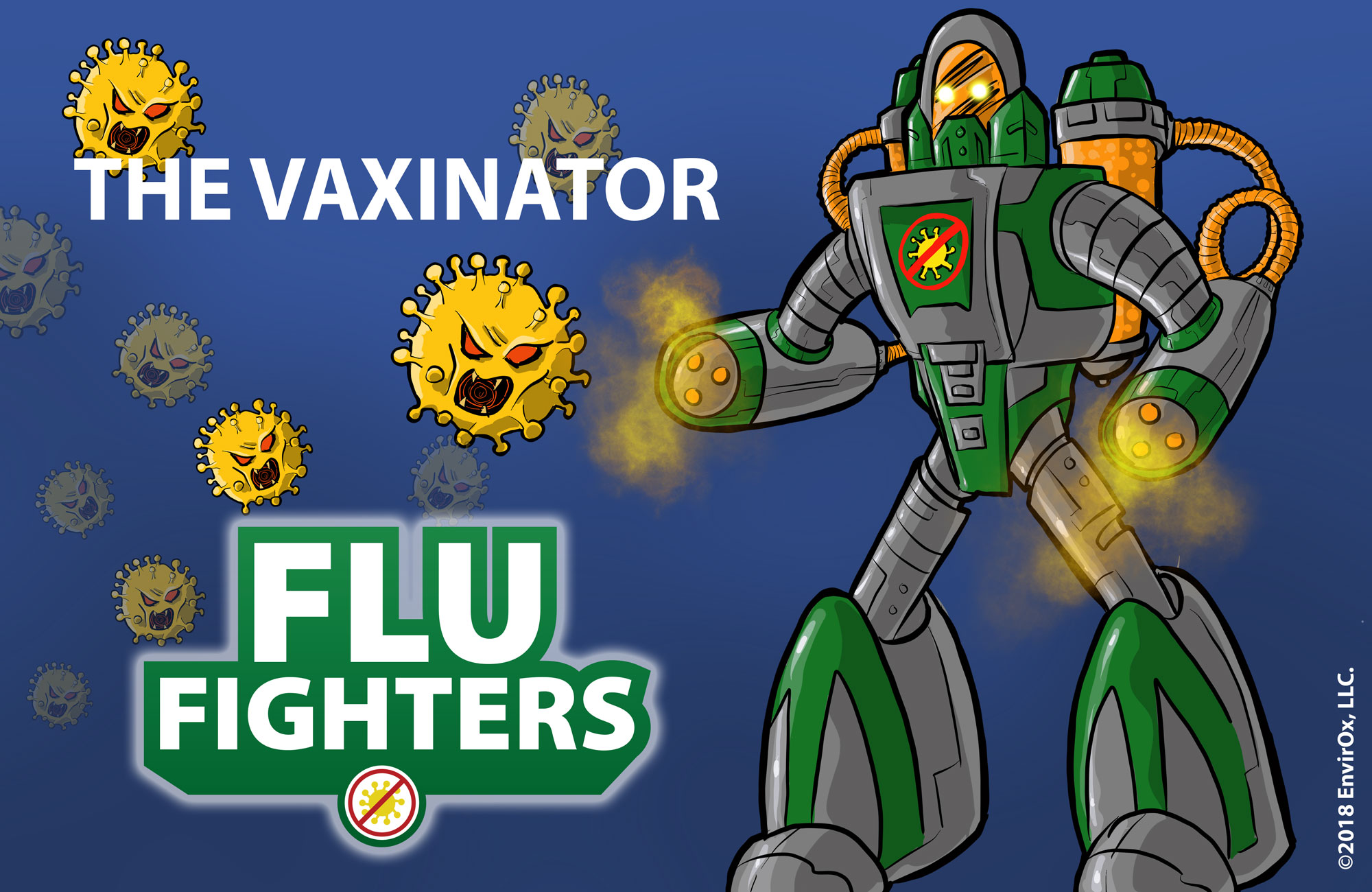 The Vaxinator