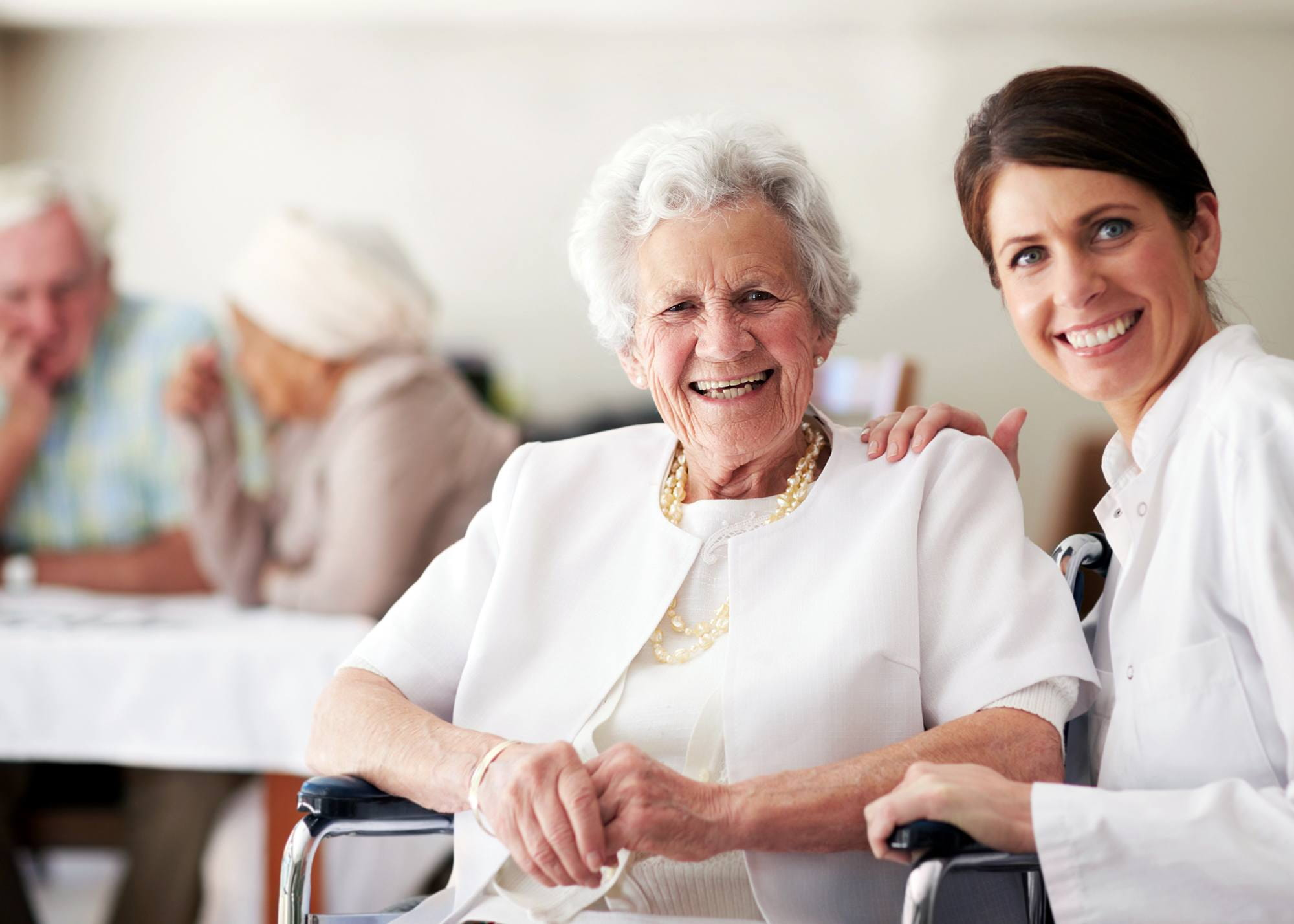 Healthy Cleaning for Long-Term Care