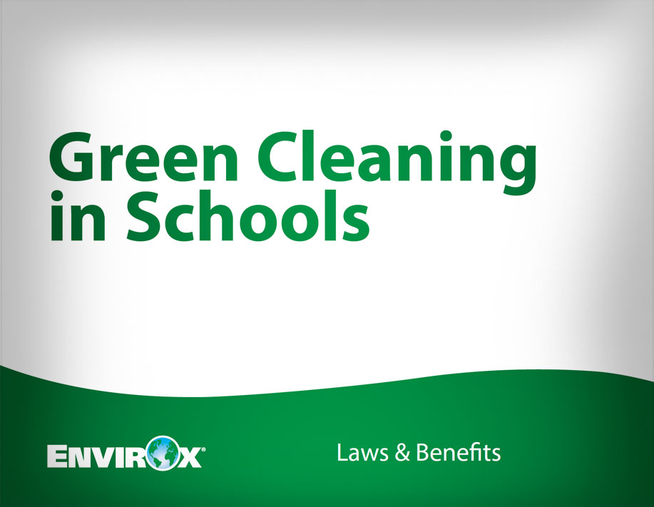 Preview - Green Cleaning in Schools E-book download