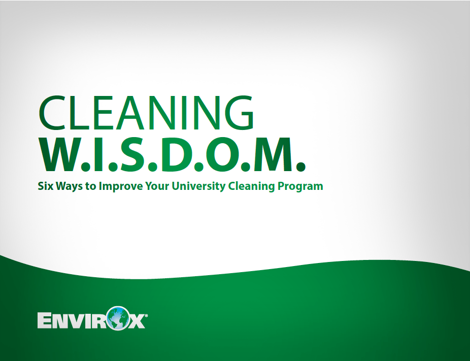 Download the Cleaning WISDOM E-book
