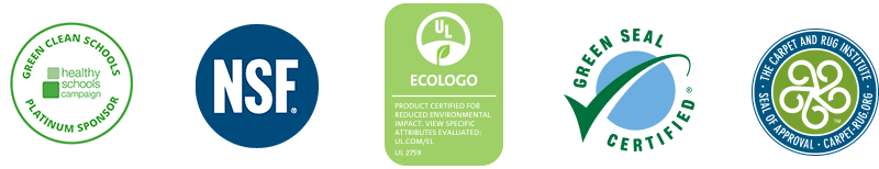 Green Certification Logos