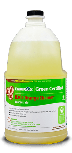 H2O2 Orange Cleaner